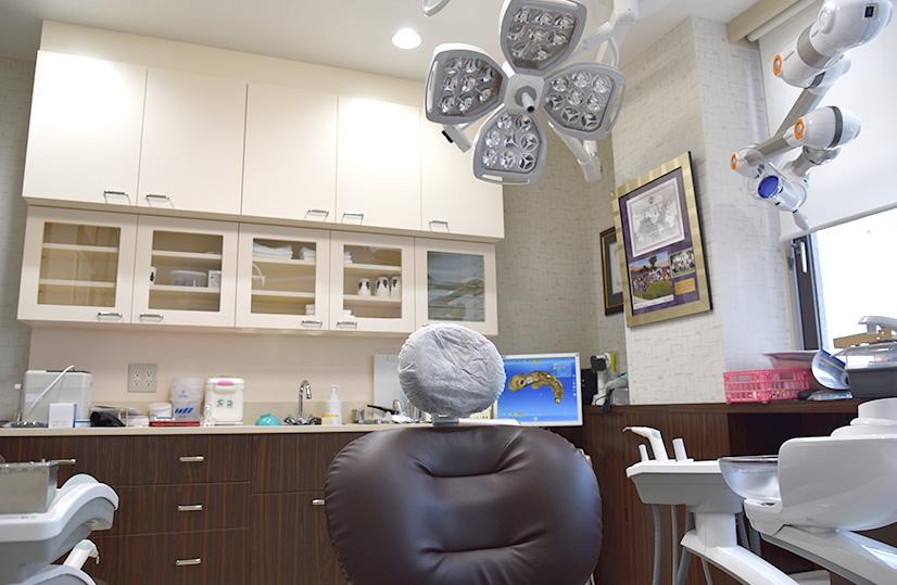 特診室(個室)
